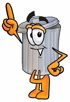 Trash Mascot